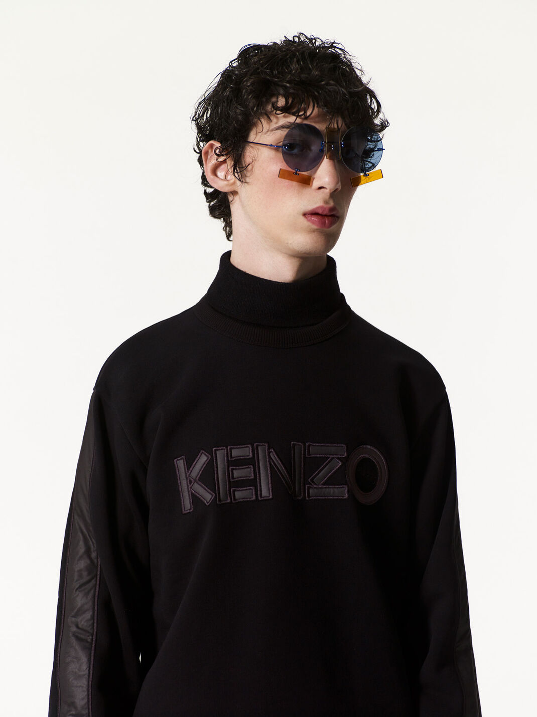 BLACK KENZO Sweatshirt for women
