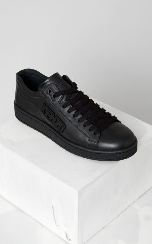 BLACK Tennix Sneaker for men KENZO