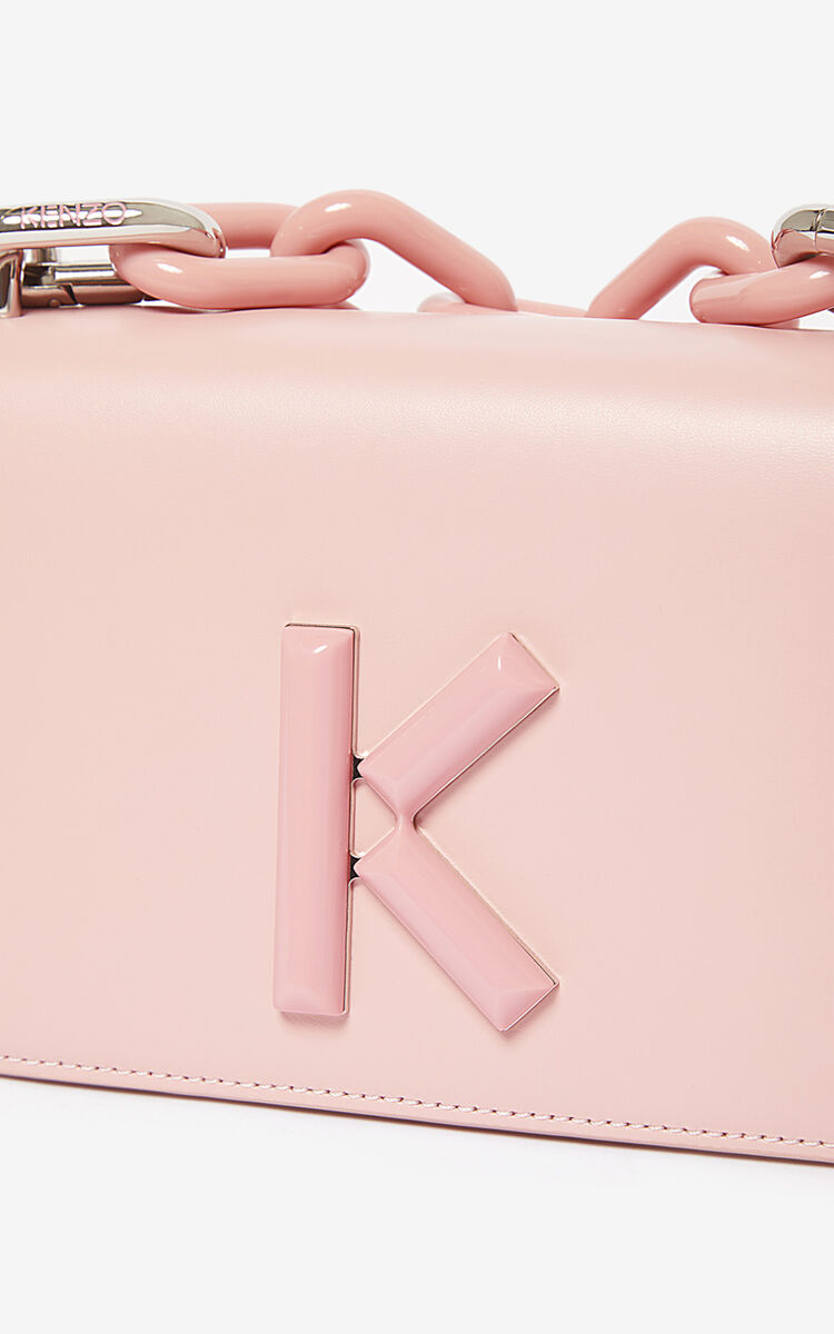 FADED PINK Kandy bag for unisex KENZO