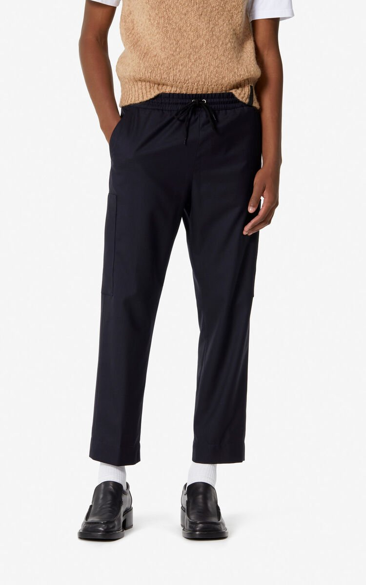INK Cargo trousers for women KENZO