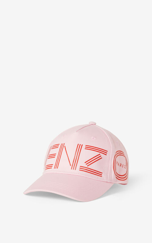 FLAMINGO PINK KENZO Sport cap for women