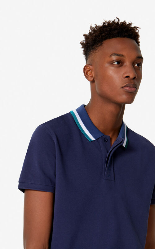 INK Slim fit polo shirt for men KENZO