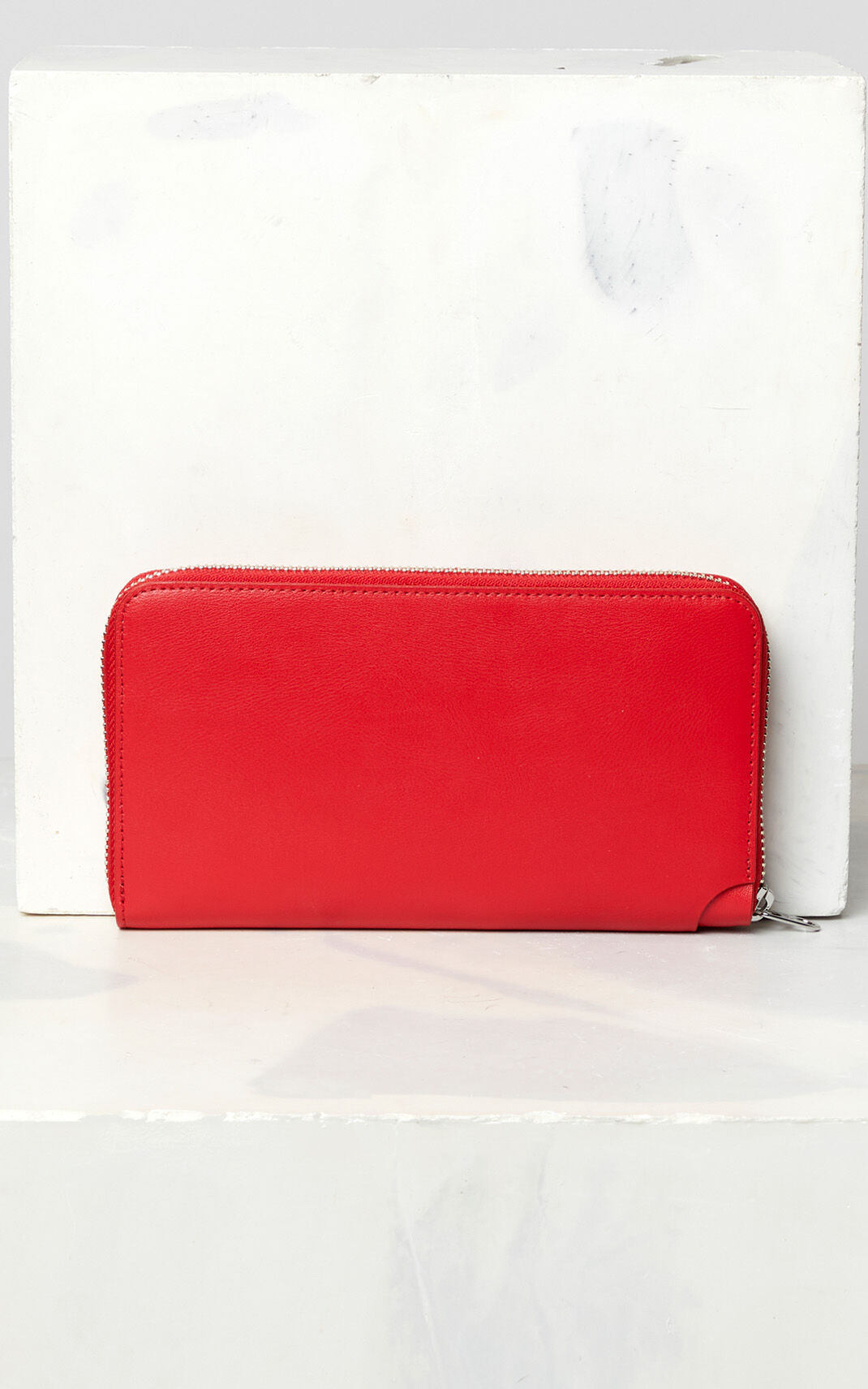 MEDIUM RED 'Jumping Tiger' Wallet for men KENZO