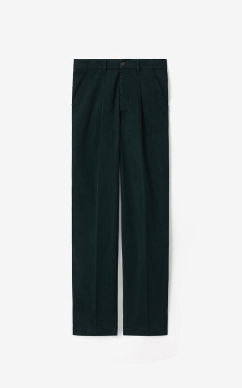 PINE Chino trousers for unisex KENZO