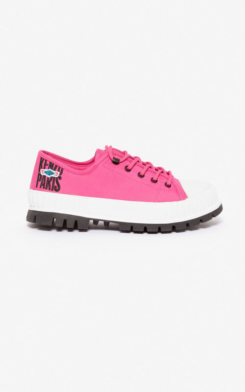 DEEP FUSCHIA LOW PALLADIUM 'PALLASHOCK' by KENZO for women