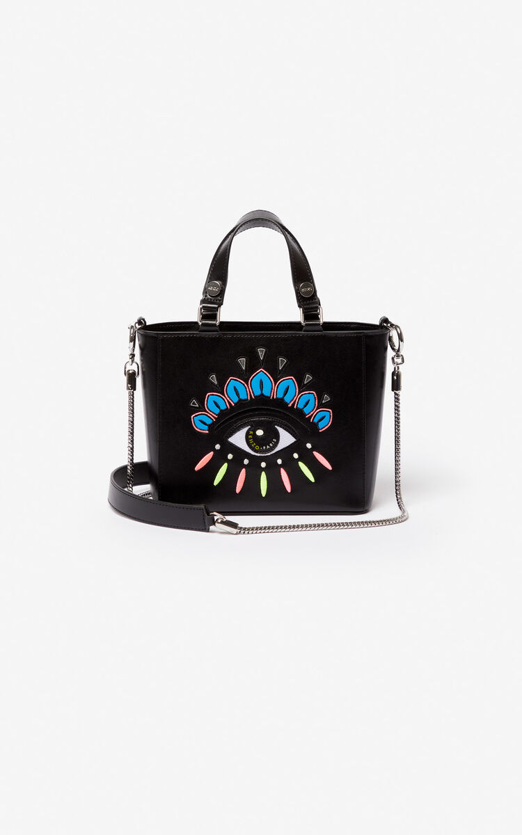 0d7326dc5f7 Small Eye leather tote bag for ACCESSORIES Kenzo | Kenzo.com