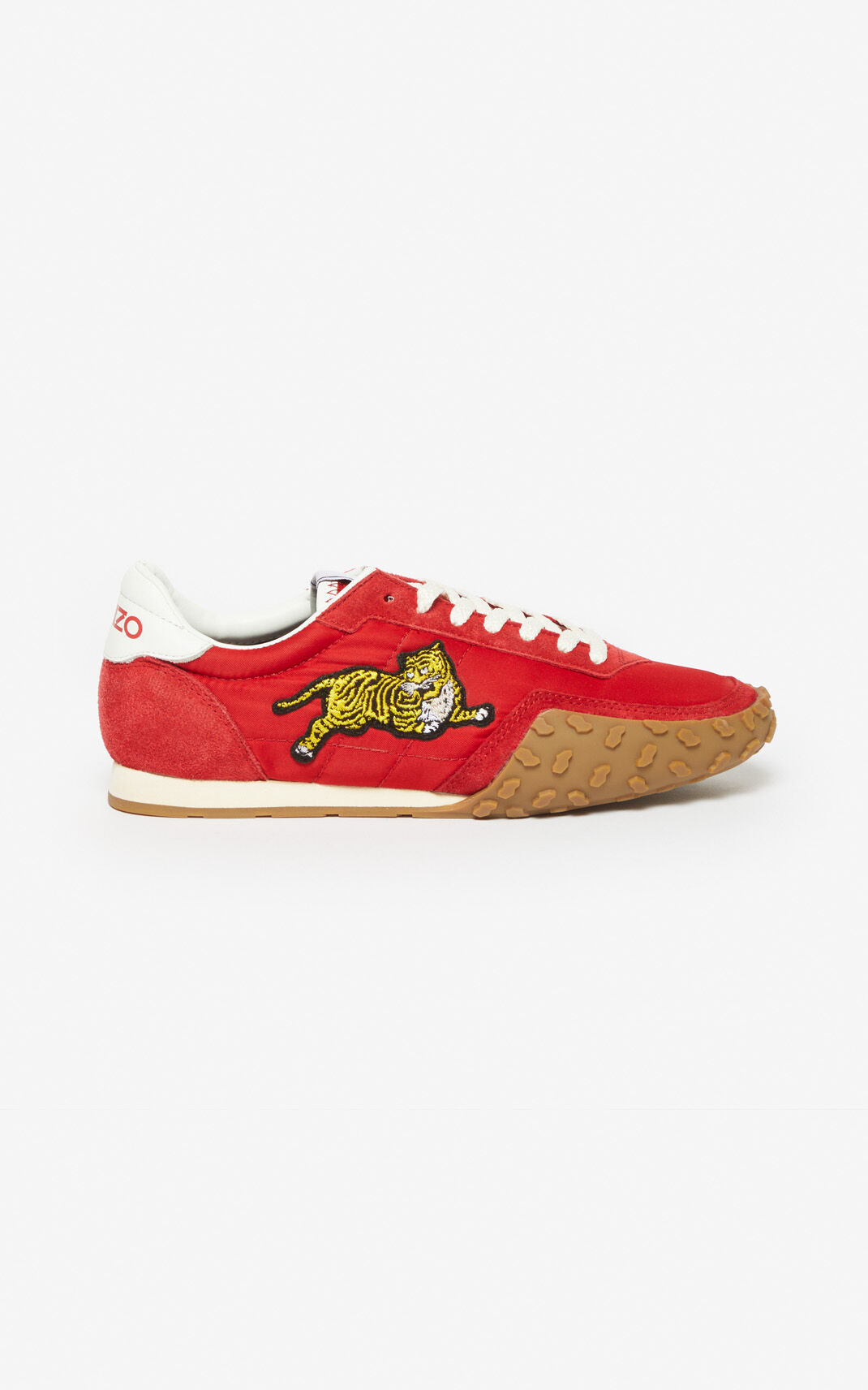 Kenzo Kenzo Déplacer Baskets - Rouge AcU8LqpM