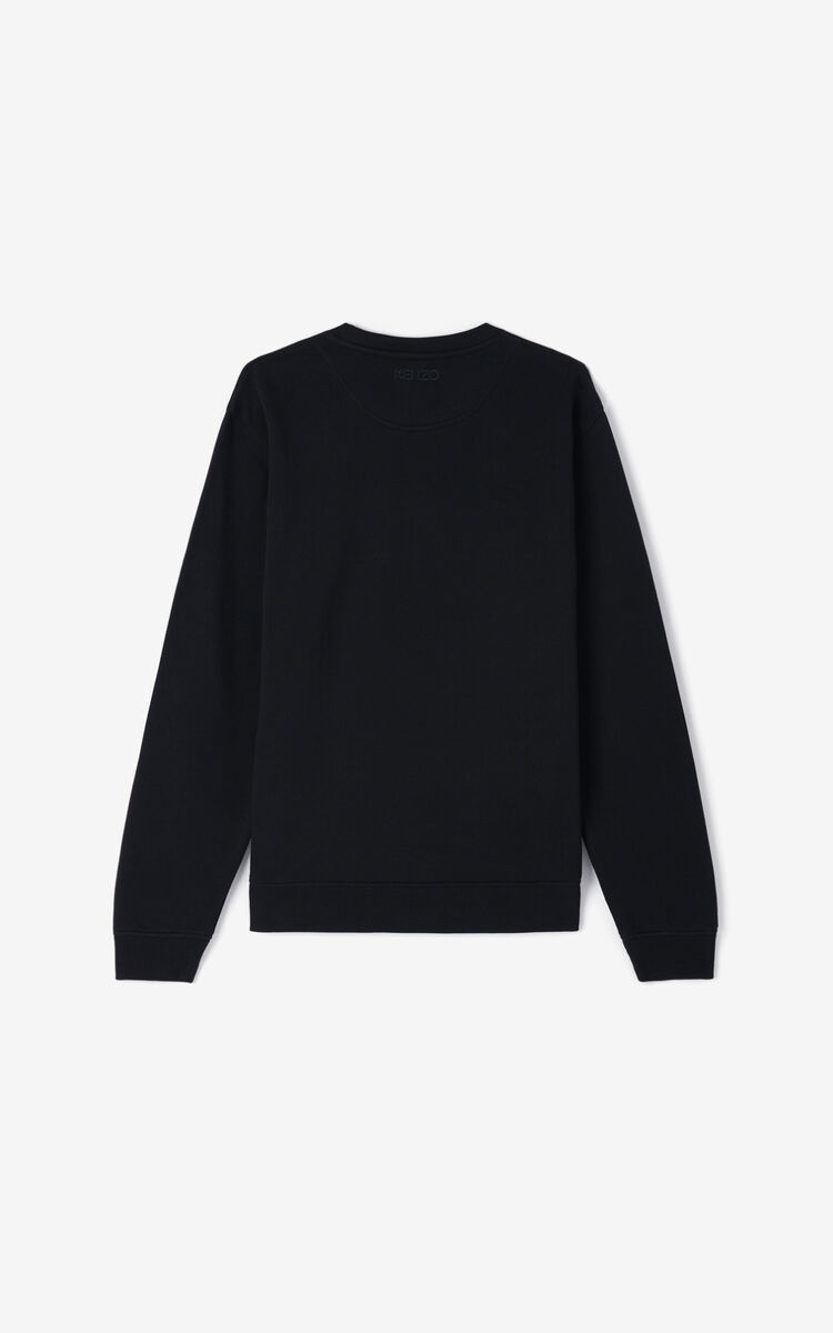 BLACK 'Bandana' sweatshirt for men KENZO