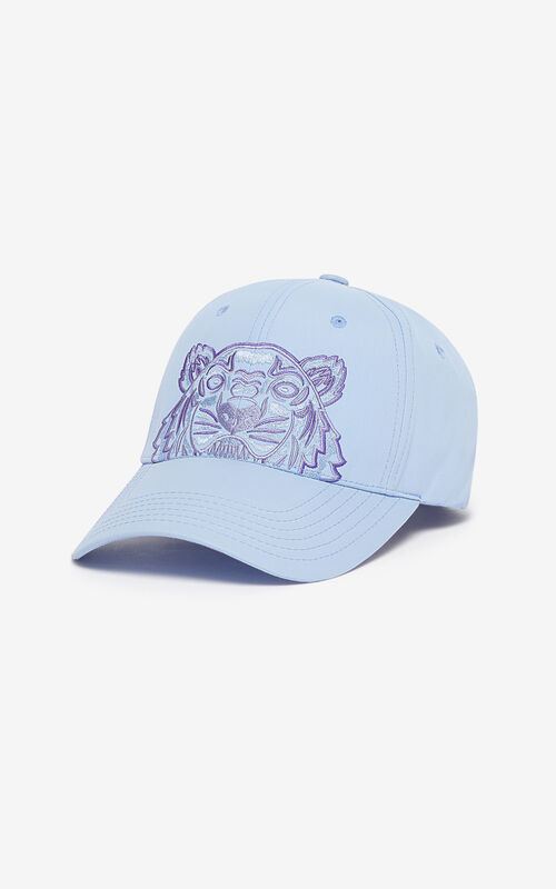 LAVENDER Tiger 'High Summer Capsule Collection' cap for women KENZO