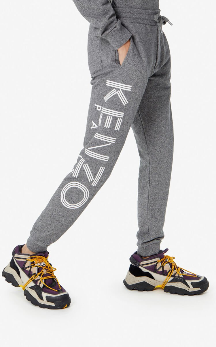 ANTHRACITE KENZO Jogpant for men