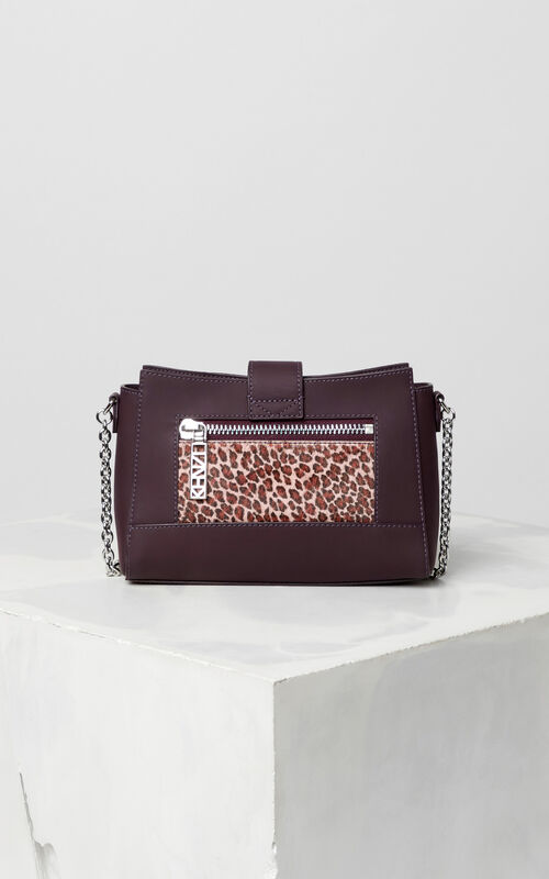 PRUNE Bi-material Tiny Kalifornia bag for unisex KENZO