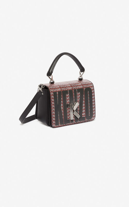 BLACK 'Bamboo' K-bag for unisex KENZO