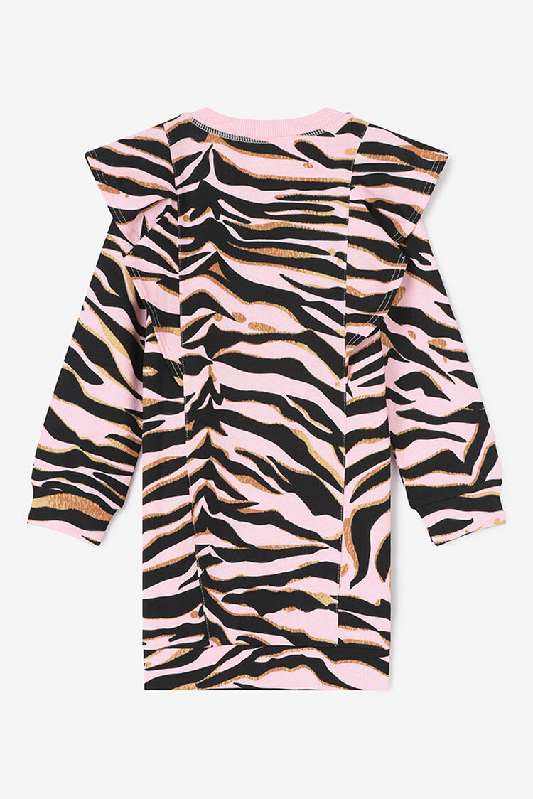 FADED PINK Tiger Stripes Dress for men KENZO