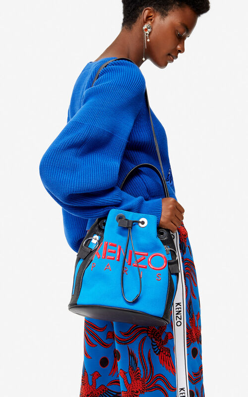 COBALT KENZO Kombo bucket bag for women