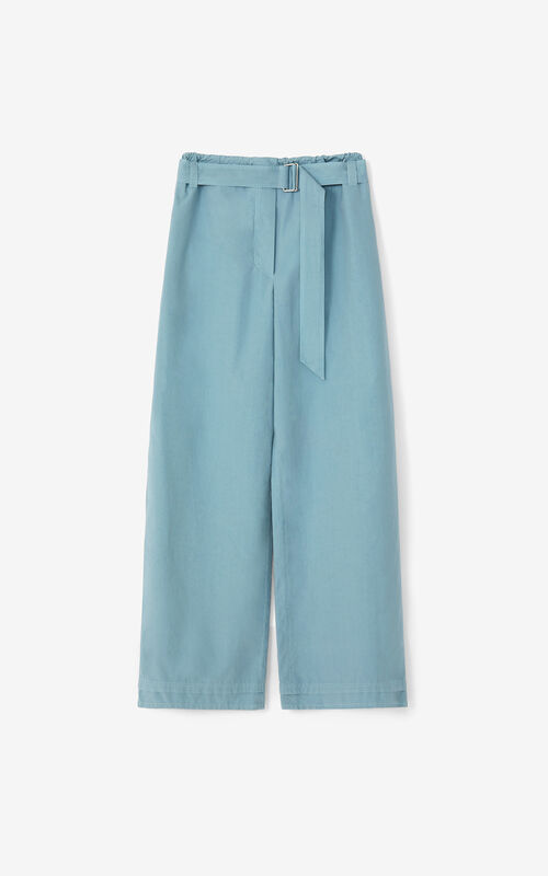 GLACIER 'High Summer Capsule' high-waisted trousers for unisex KENZO