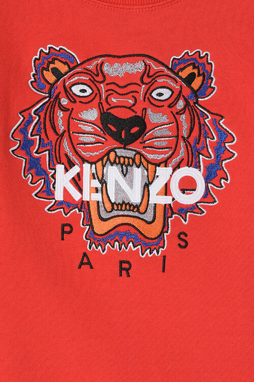 PAPRIKA Tiger Sweatshirt for men KENZO