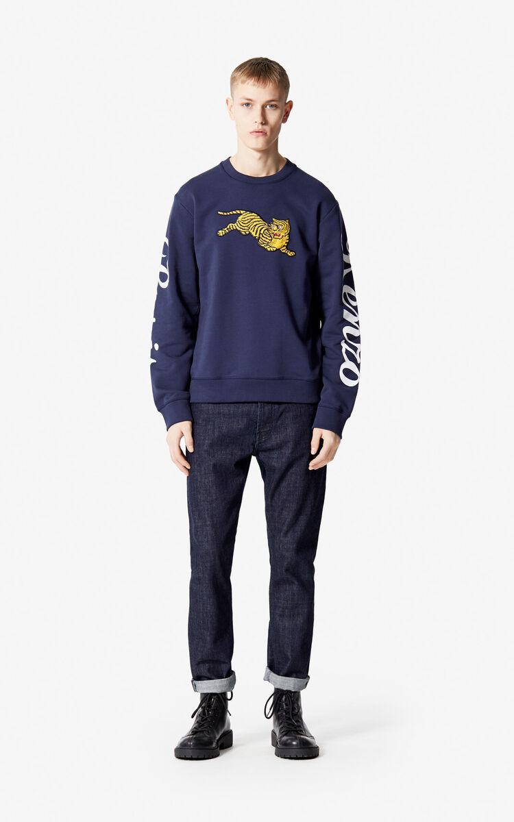 2b2a6002 Jumping Tiger' sweatshirt for OUTLET Kenzo | Kenzo.com