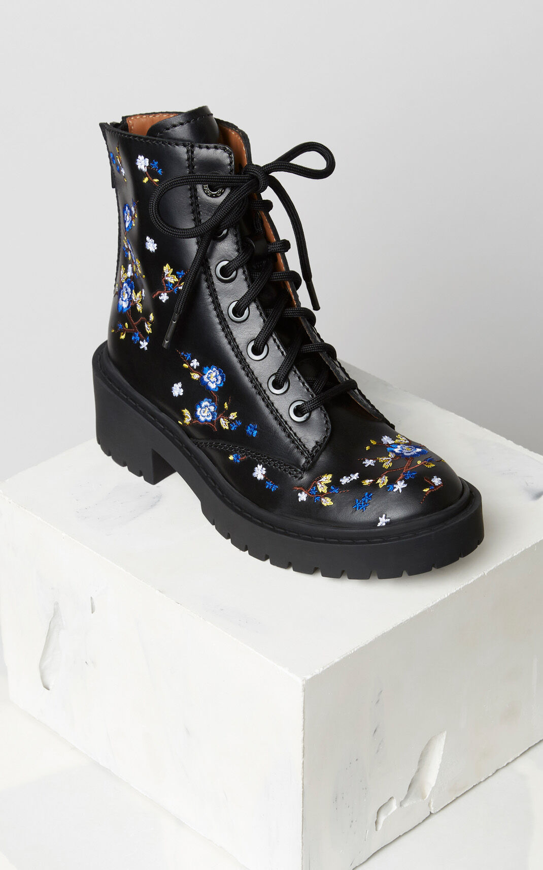 'cheongsam Collection Hiver Kenzo Flower' Pike Boots otrxQdCBhs