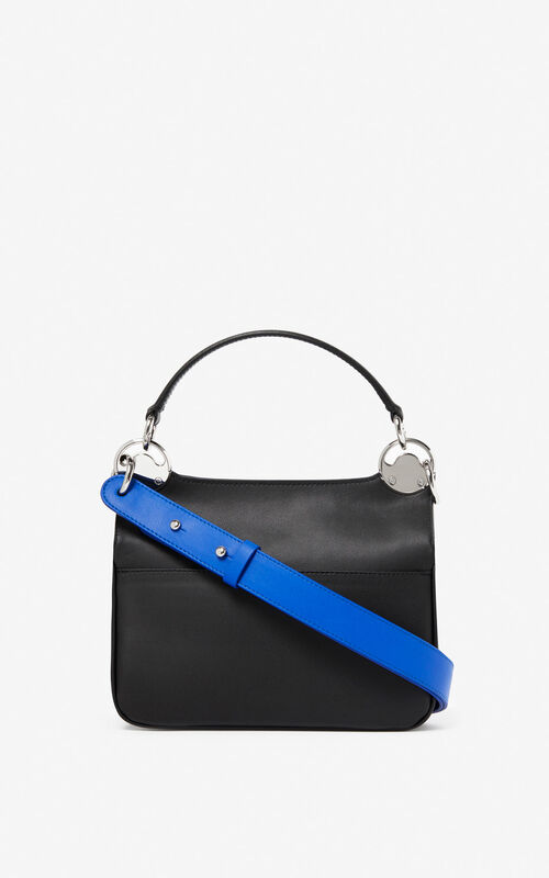 95aef4f70 ... BLACK TALI crossbody bag for unisex KENZO