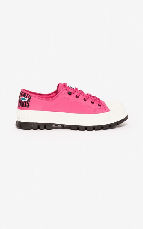DEEP FUSCHIA LOW PALLADIUM 'PALLASHOCK' by KENZO for unisex