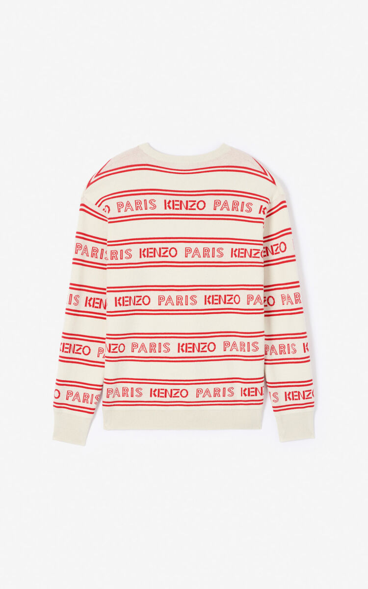 OFF WHITE KENZO Paris jumper for men