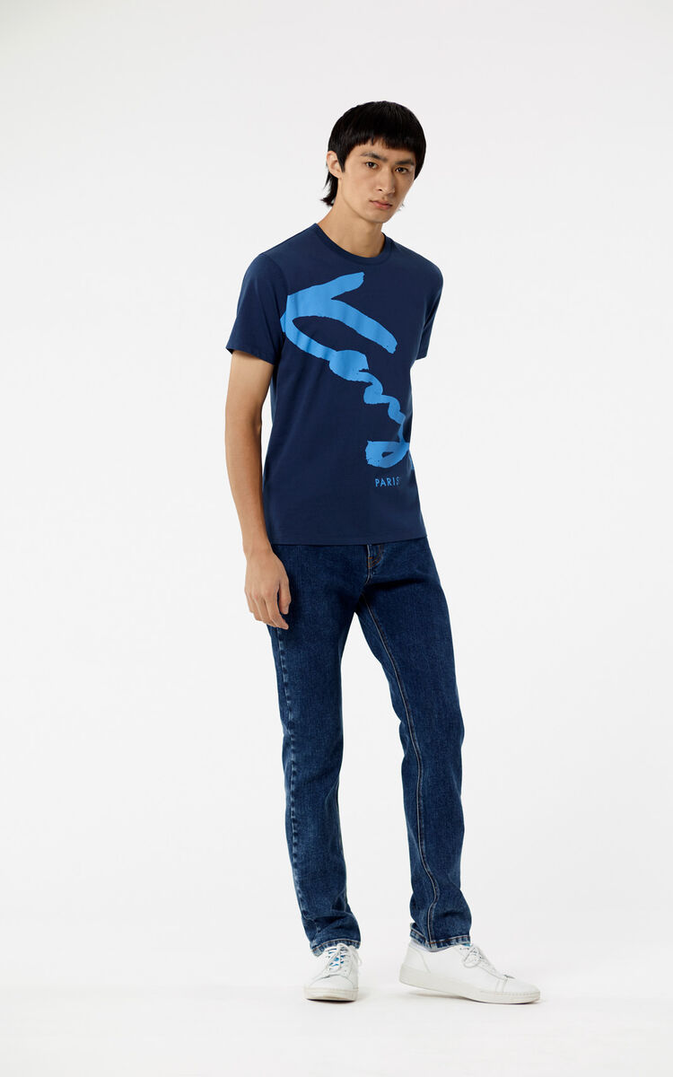 INK 'KENZO Signature' T-shirt for men