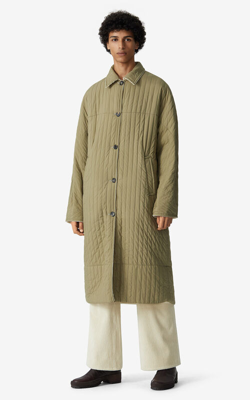 OLIVE Reversible coat for men KENZO