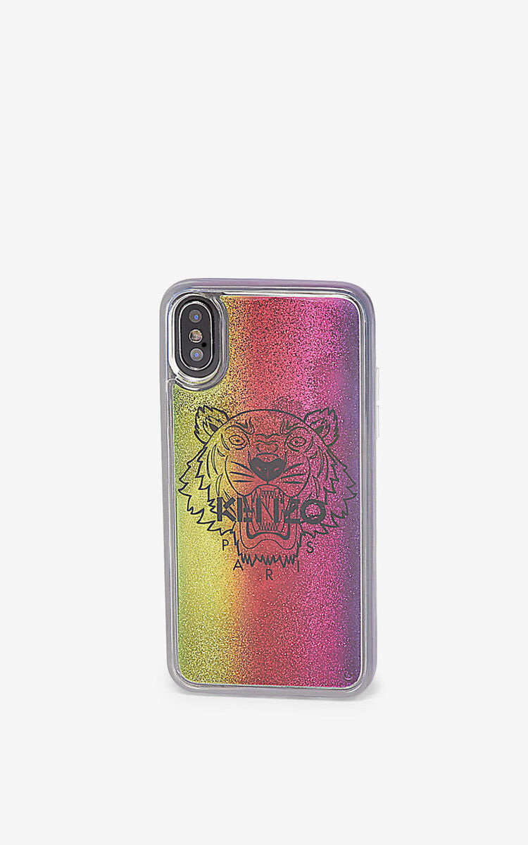 MULTICOLOR iPhone X/XS Case for unisex KENZO
