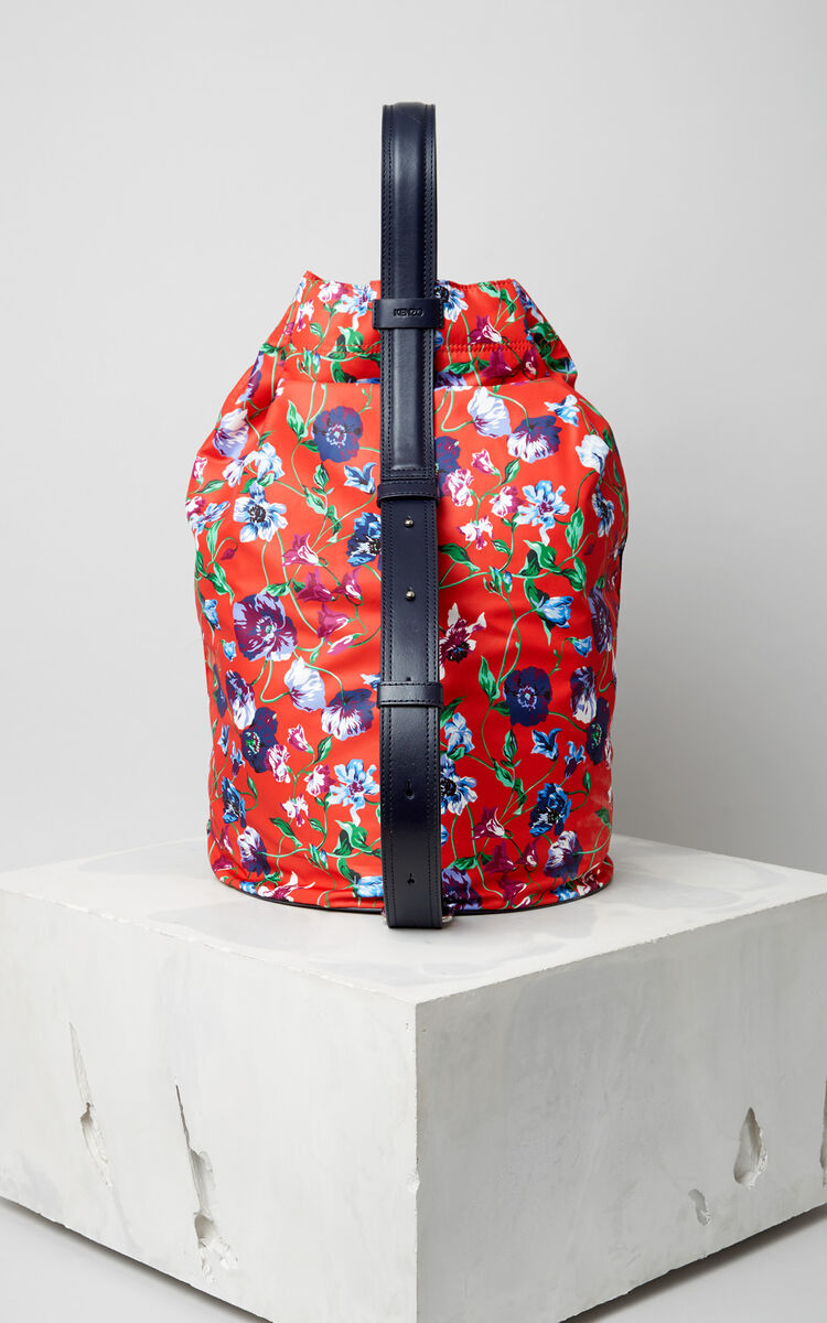 FIRE 'Wild Flowers' Backpack for unisex KENZO