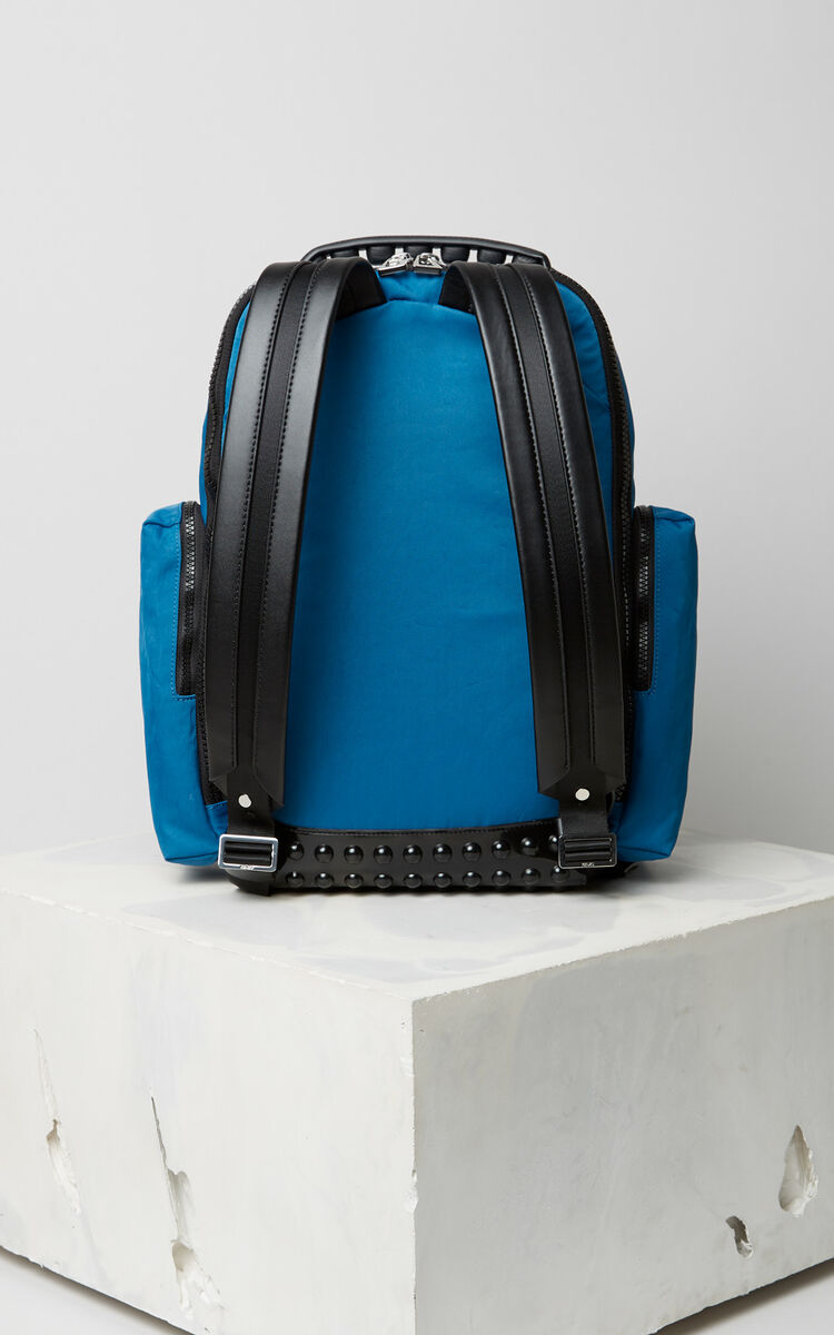 DUCK BLUE Tarmac Backpack for men KENZO