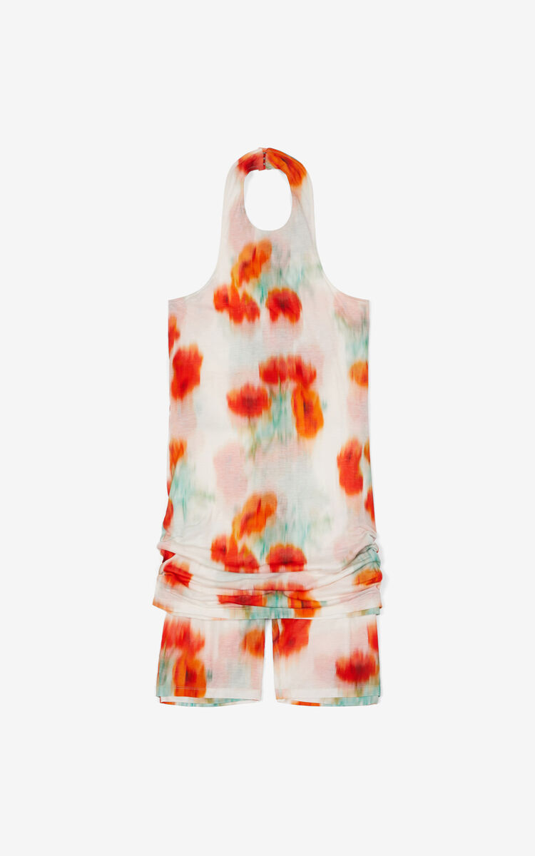 POPPY 'Coquelicot' 2-in-1 jumpsuit for women KENZO