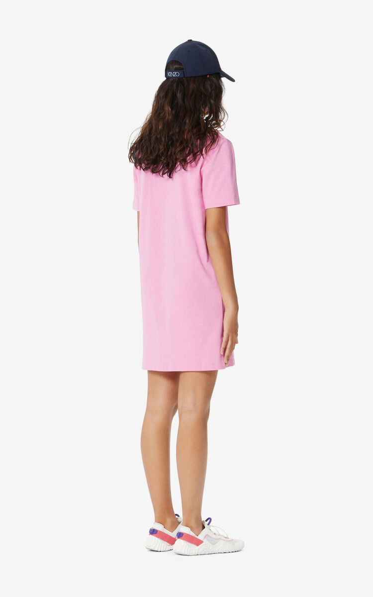BEGONIA 'Valentine's Day Capsule' 'Lucky Star' T-shirt dress for women KENZO