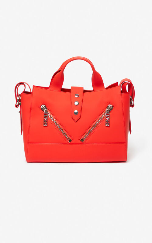 FIRE Kalifornia bag Gommato leather for unisex KENZO