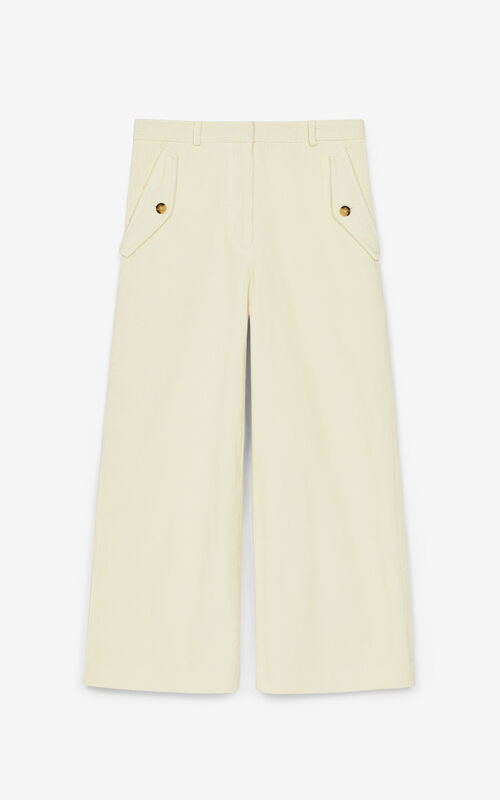 PUTTY Flared corduroy trousers for unisex KENZO