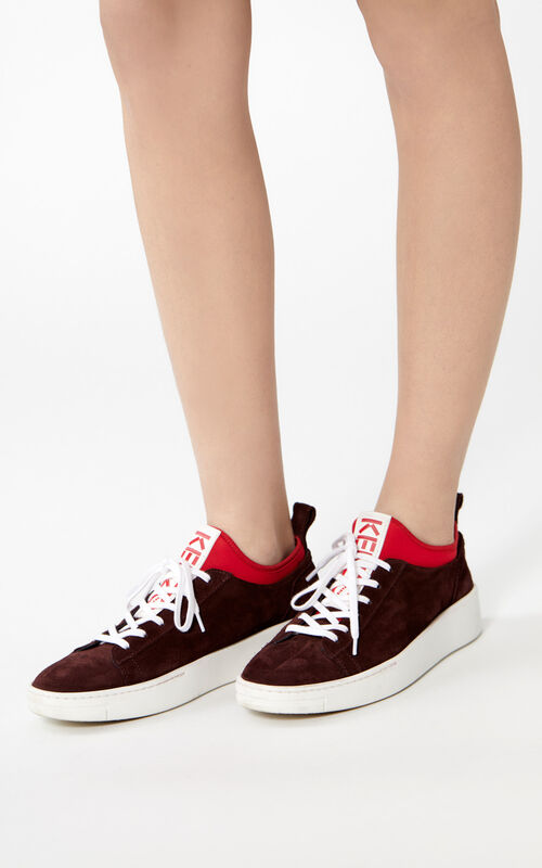 BORDEAUX K-City sneakers for women KENZO