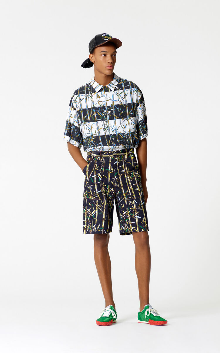 'Bamboo Stripes' shirt for men KENZO