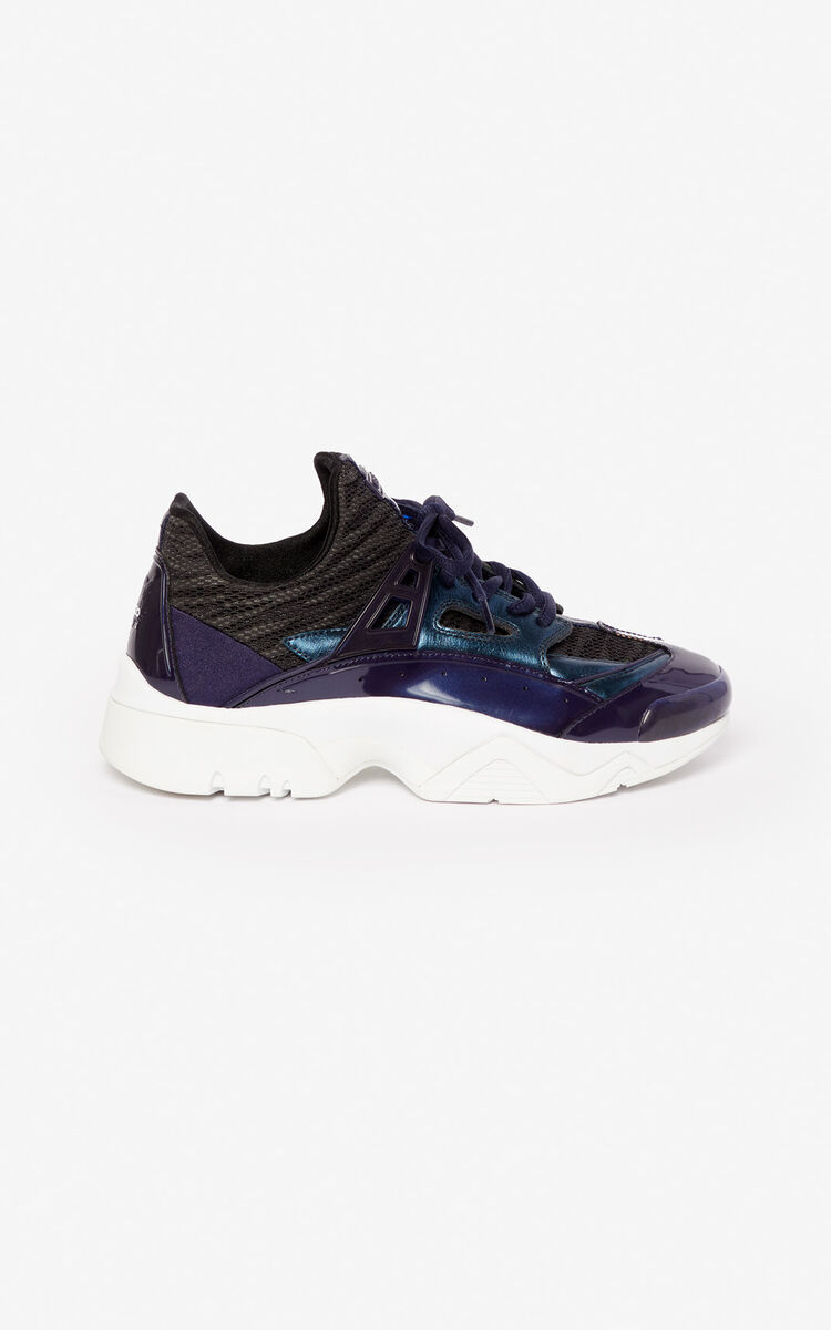 NAVY BLUE Sonic sneakers  'Holiday Capsule' for unisex KENZO