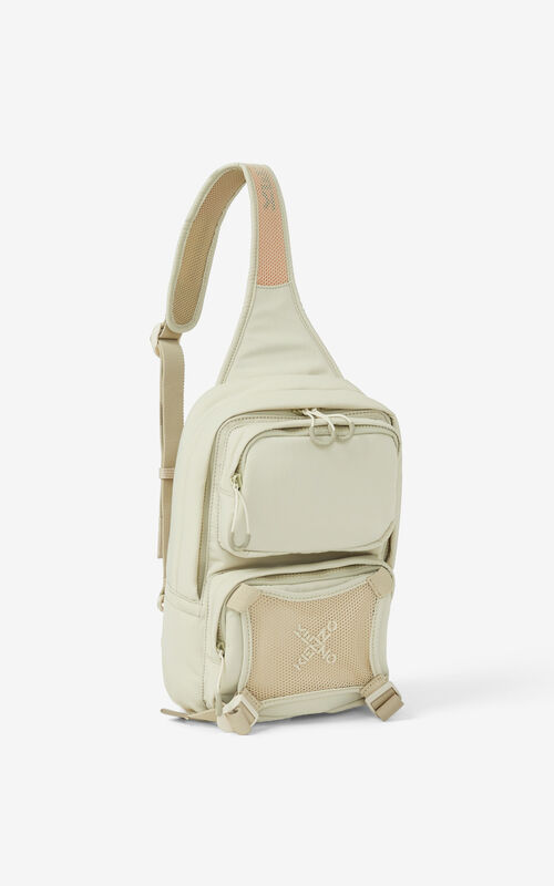 PUTTY KENZO Sport backpack with strap for unisex