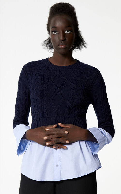 GLACIER Shirt jumper for women KENZO