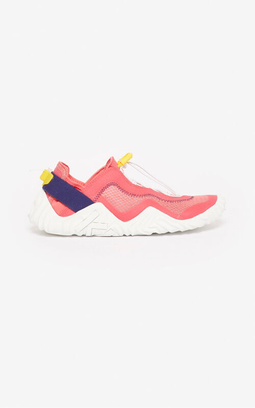 CORAL Wave sneakers for unisex KENZO