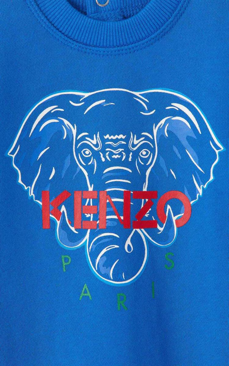 ELECTRIC BLUE 'Lima' all-in-one for women KENZO