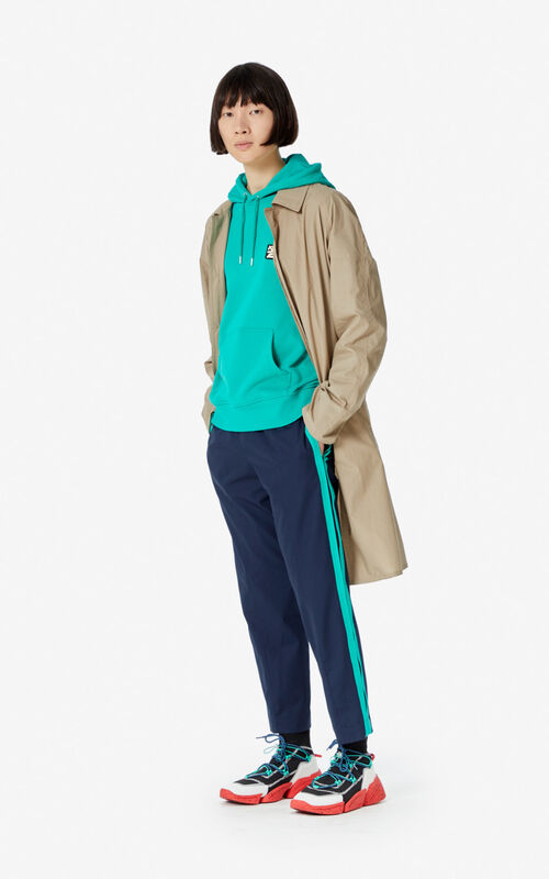 TAUPE Trench coat for men KENZO