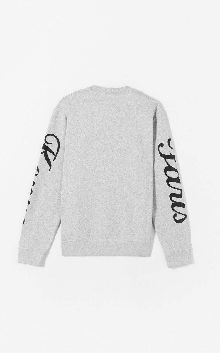 c071c0892 Jumping Tiger' sweatshirt for OUTLET Kenzo | Kenzo.com