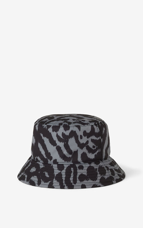 ANTHRACITE Bucket hat for men KENZO