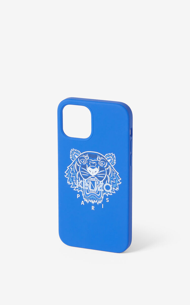 DEEP SEA BLUE iPhone 12/12 Pro case for unisex KENZO