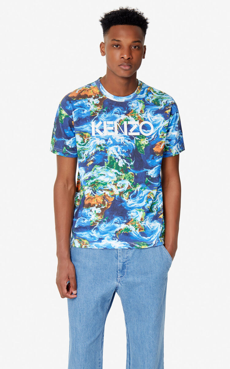 COBALT 'KENZO World' T-shirt for men