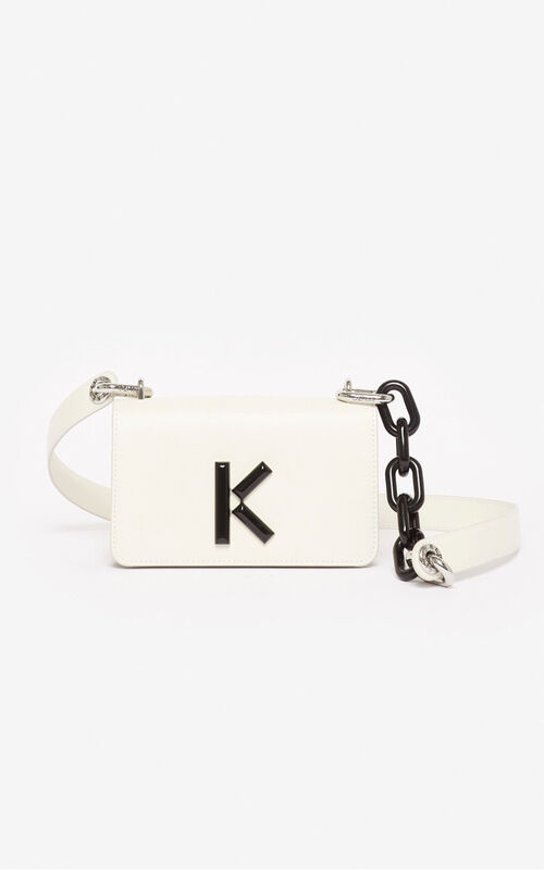 OFF WHITE Kandy bag for unisex KENZO