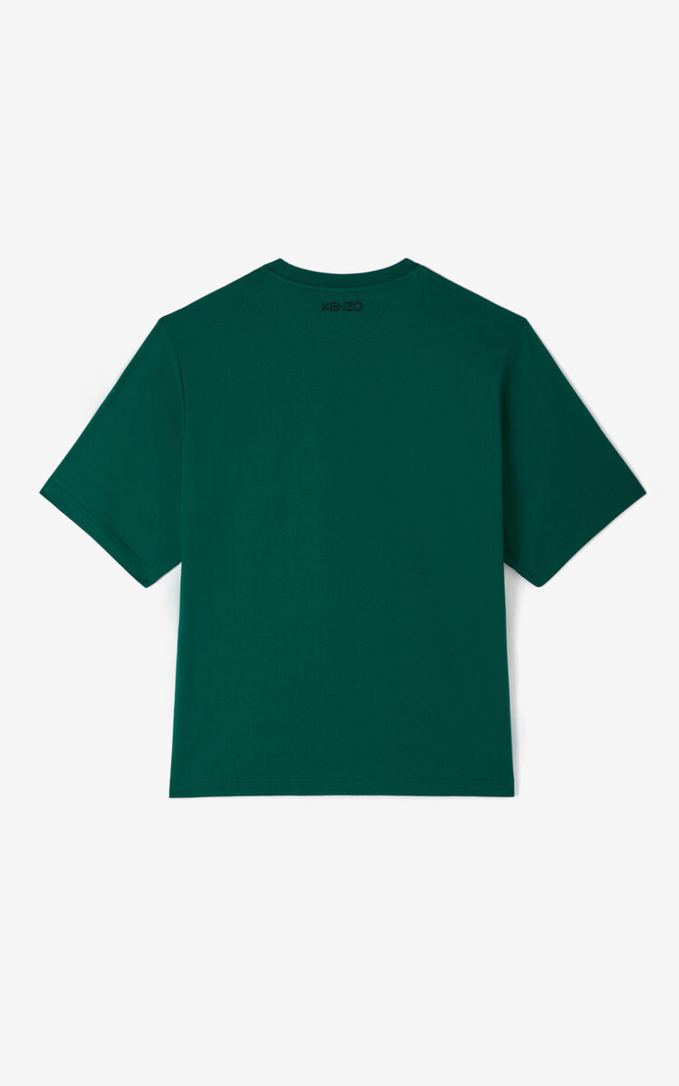 PINE 'Tulipes' t-shirt for global.none KENZO