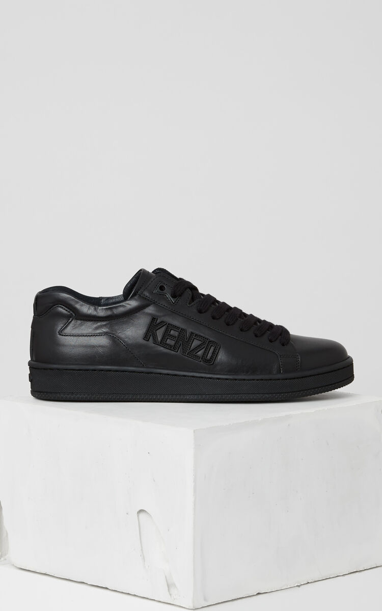BLACK Tennix Sneaker for unisex KENZO