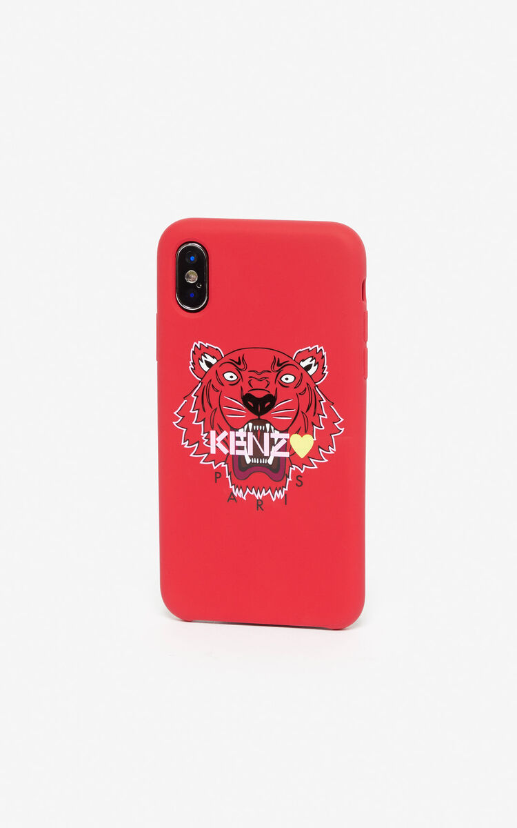 CHERRY 'Cupid' iPhone X case 'Capsule Back from Holidays' for women KENZO